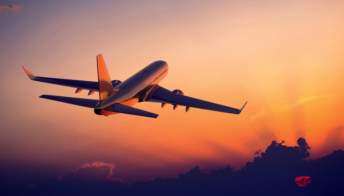 caldo aerei non possono volare