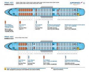 allineamento finestrini in aereo
