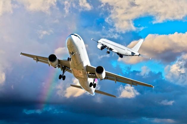 aerei si scontrino