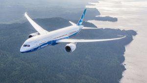 boeing aereo che usa i rifiuti per volare