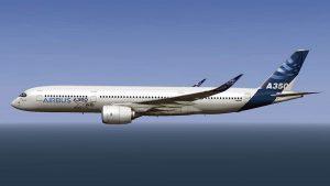 primo aereo di linea che vola grazie alla stampa 3D