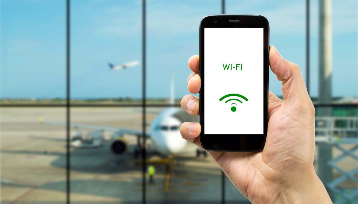 wi-fi gratuito a bordo